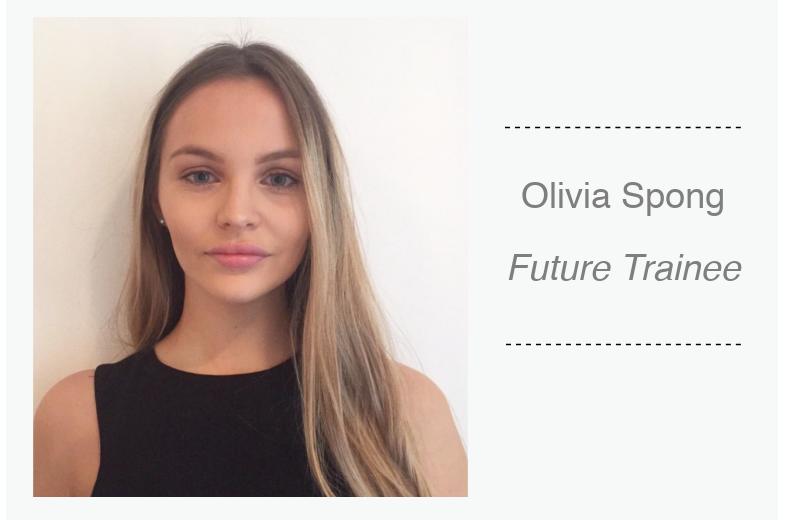 Olivia Spong