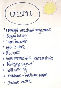 Law Firm Benefits - Lifestyle