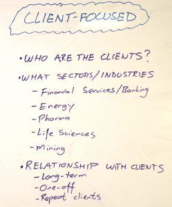 Law Firm Buzzwords Client Focused