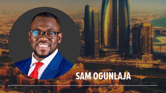 5 minutes with Sam Ogunlaja